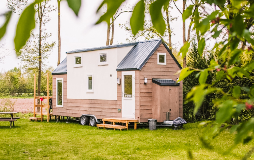 tiny house huren nederland tip