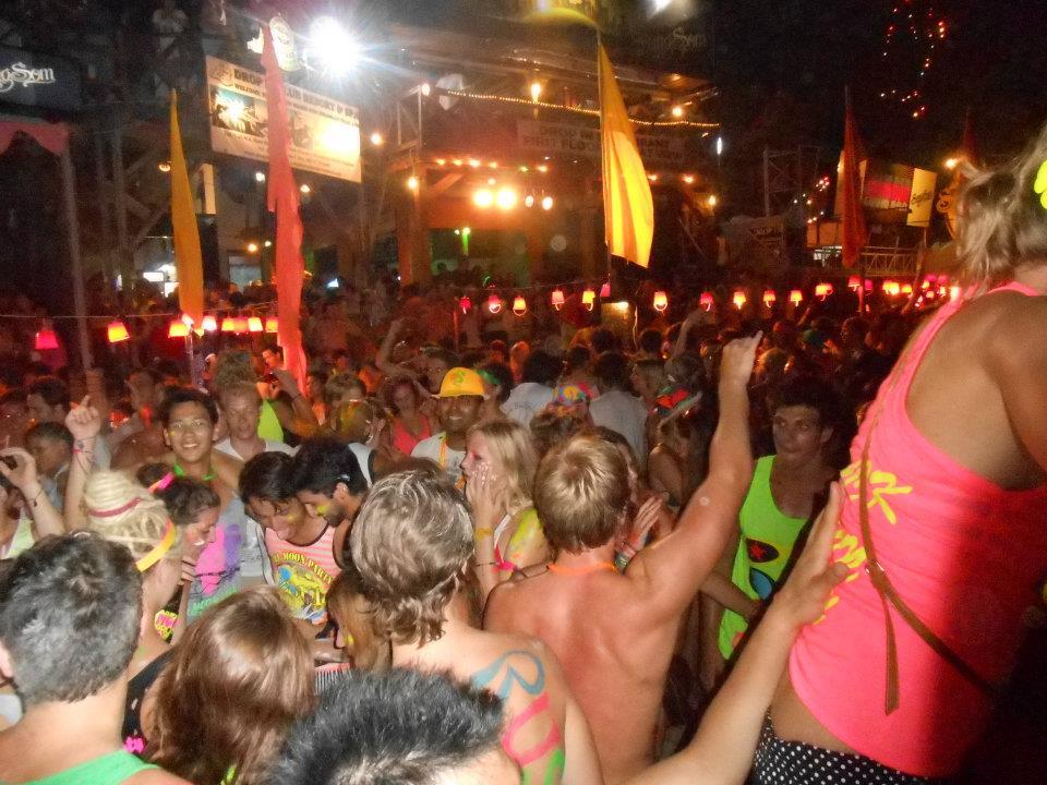tips Full moon party op koh phangan