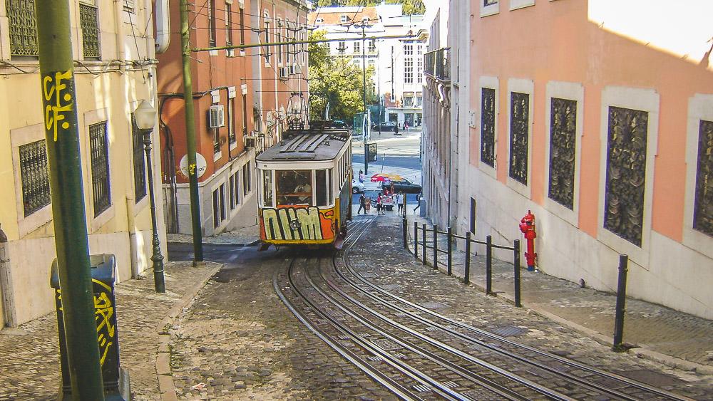 tips Stedentrip Lissabon tramrit