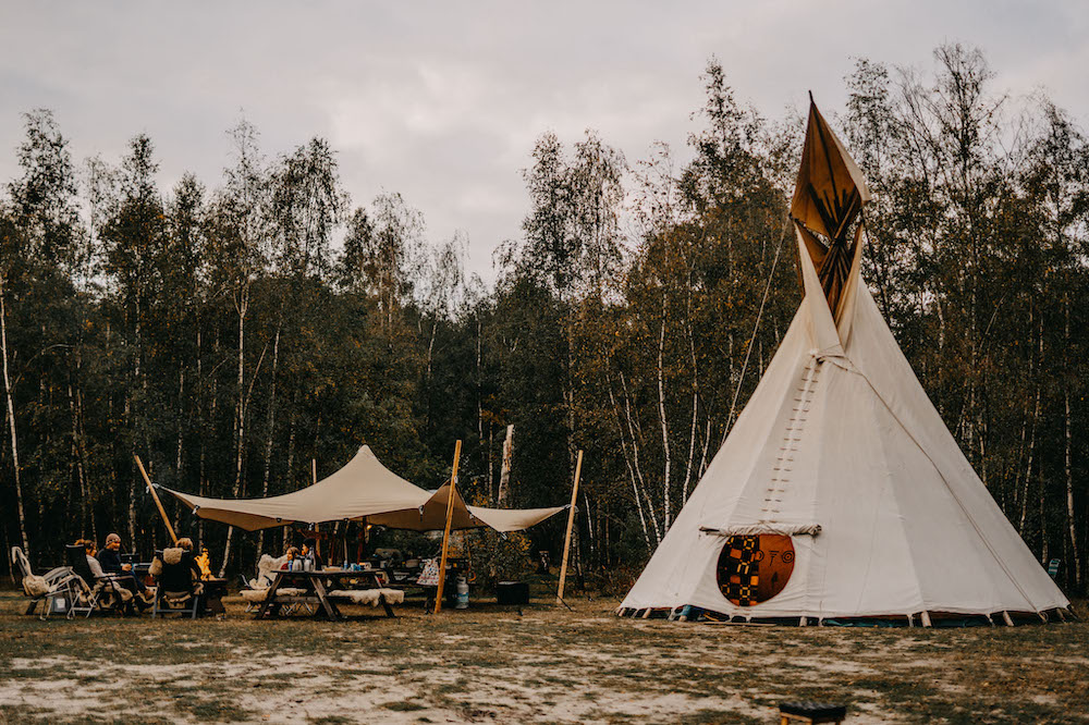 tips yurt nederland winterwoods slapen in yurt