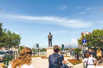 Bezienswaardigheden Tirana, Albanie