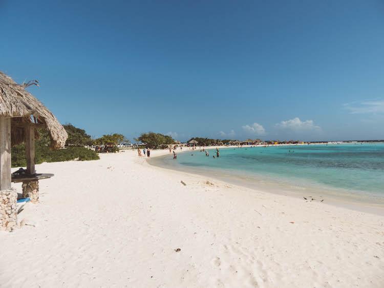 to do aruba baby beach