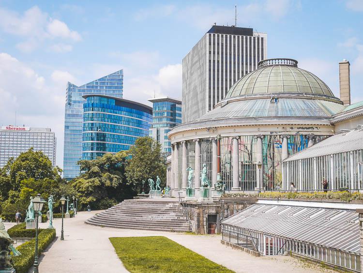 top 10 stedentrips in Europa brussel