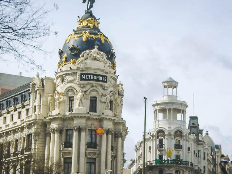 Top 10 des city trips en europe madrid