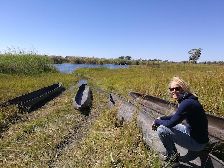 traditionele boten botswana