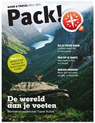 gratis brochure travel active reisgids