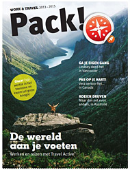 gratis brochure travel active reisgids