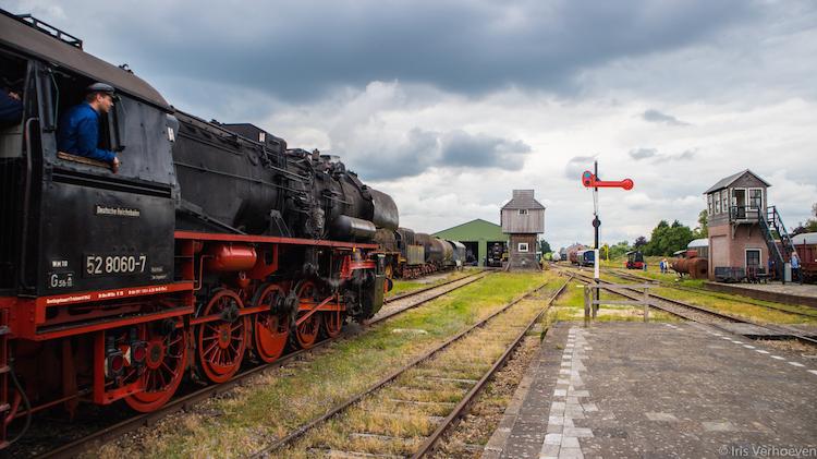 treinen bijzonder overnachten nederland