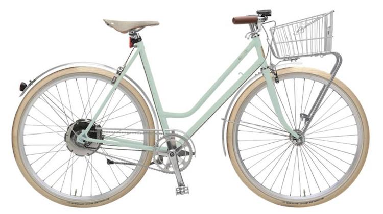 trendy fiets e-bik roetz