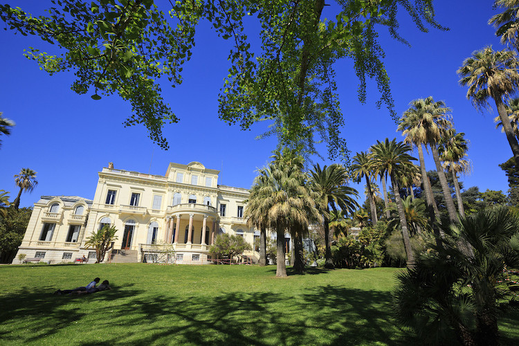 tuinen cote d azur festival des jardins villa rothschild Camille-MOIRENC