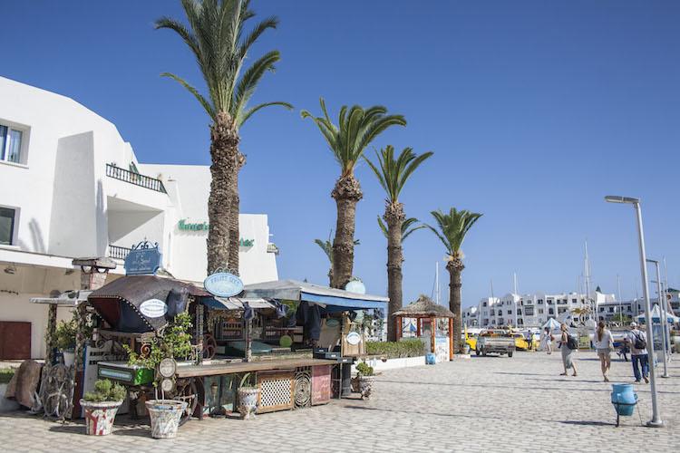 tunesie vakantieland