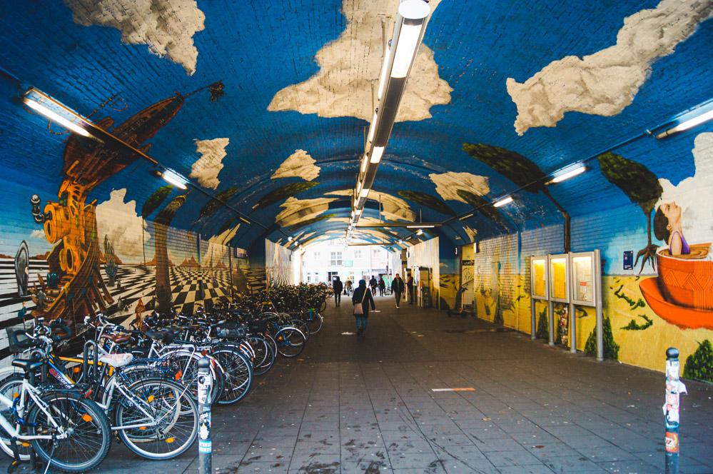 tunnel in ehrenfeld street art keulen tips