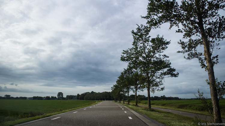 uitje nederland huifkar slapen