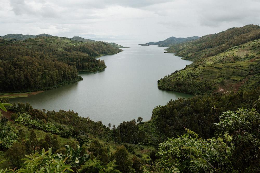 uitzicht in rwanda reizen