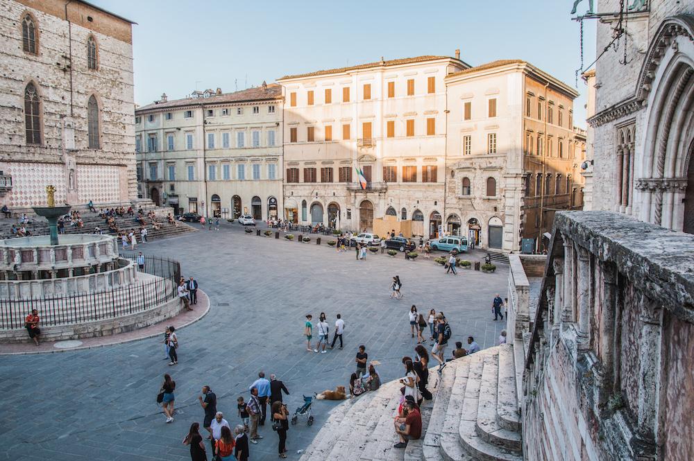 umbrie italie Perugia