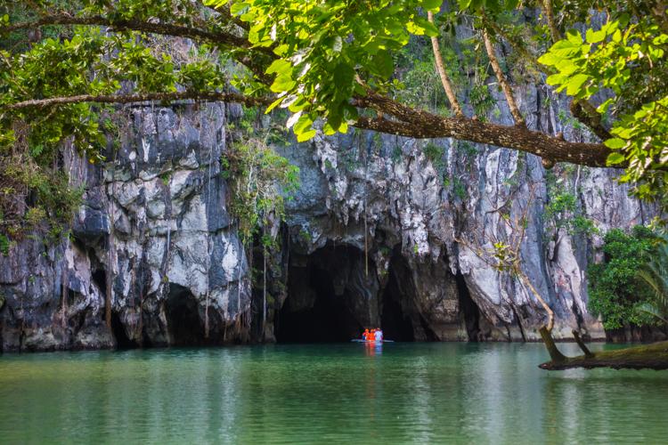 underground river filipijnen route