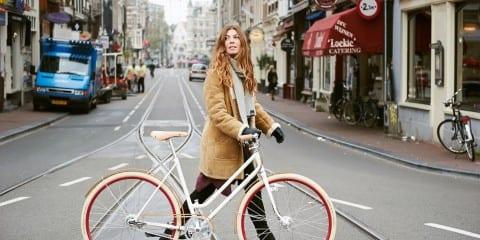 hippe fietsen
