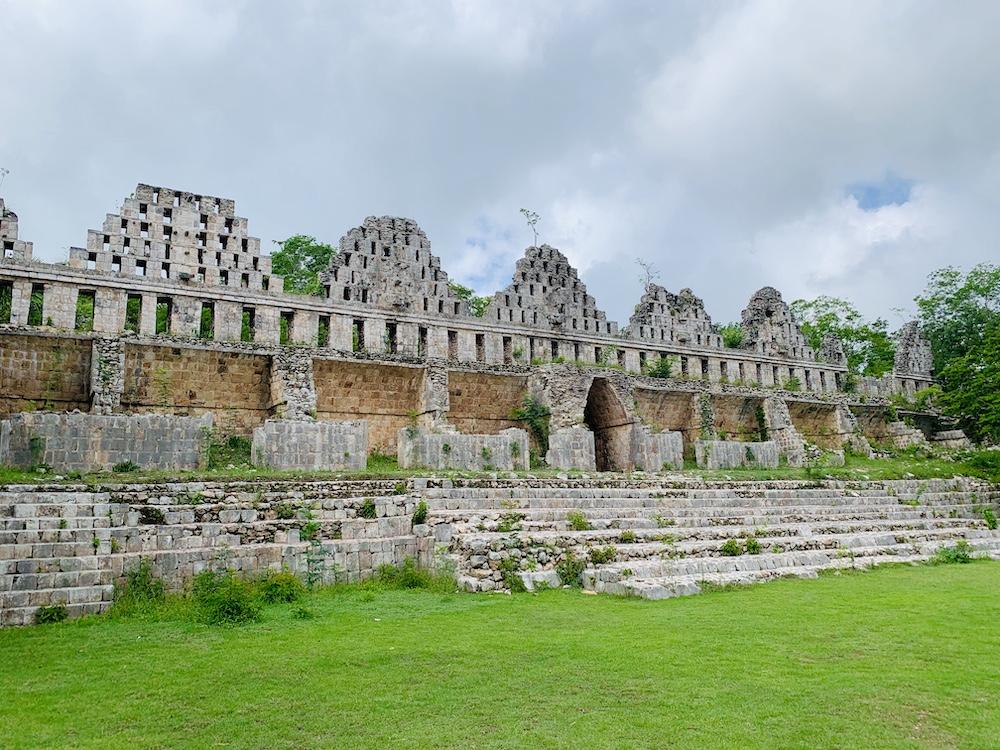 uxmal mexico mayastad