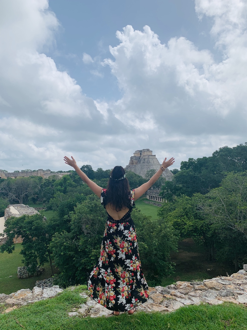uxmal mexico viewpoint