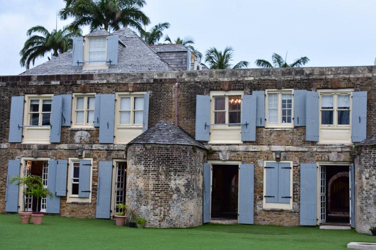 vakantie Antigua and Barbuda nelson dockyard