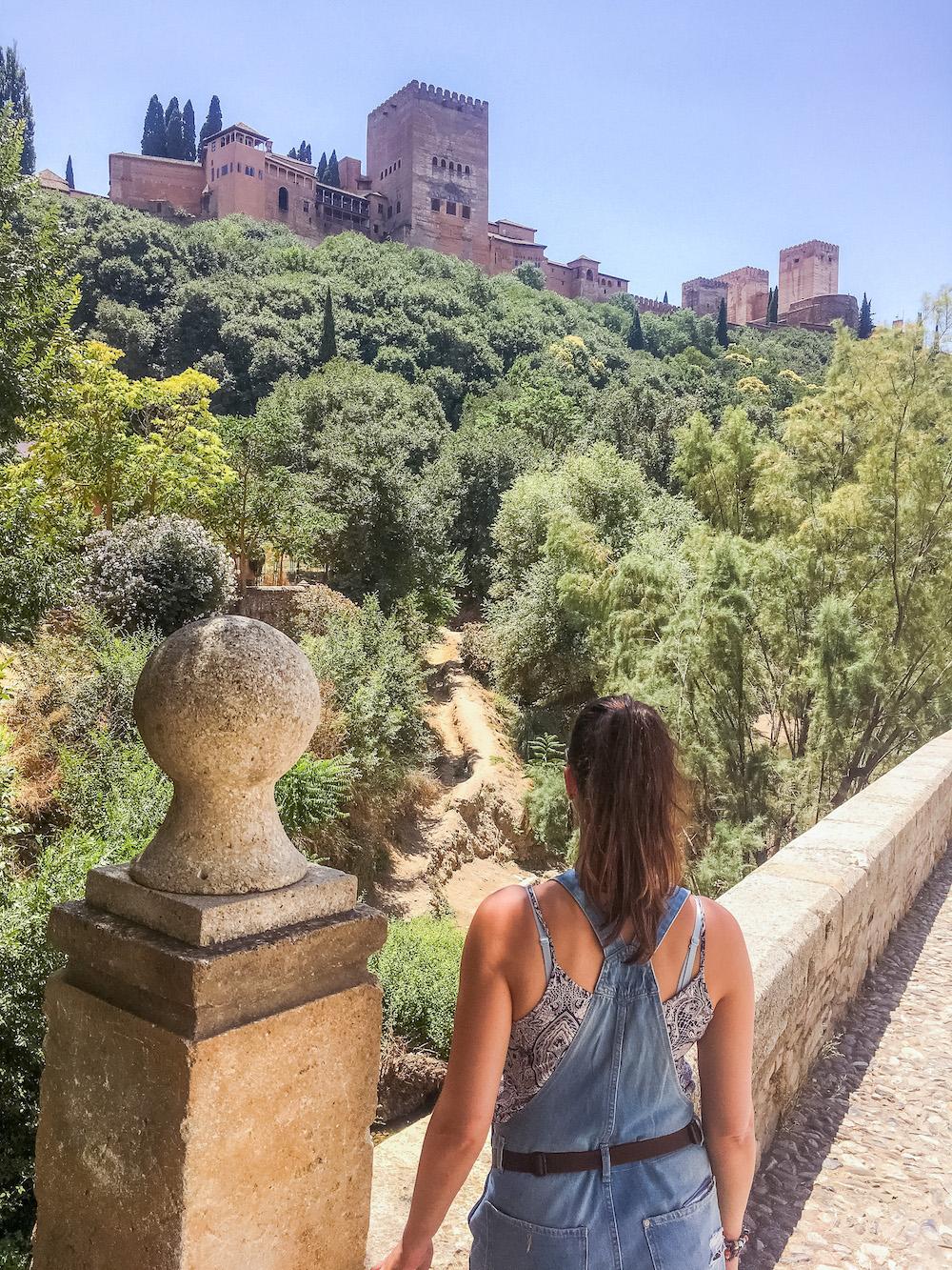 vakantie andalusie steden