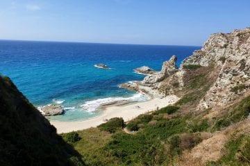 vakantie calabrie stranden Capo Vaticano