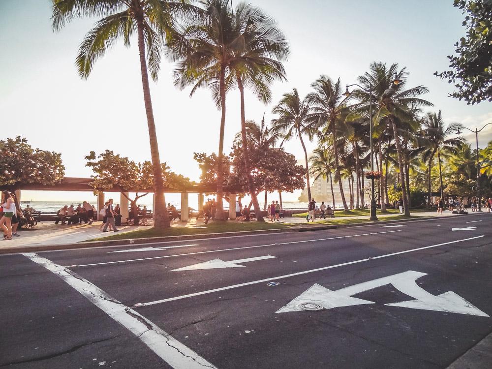 vakantie naar Hawaii Oahu