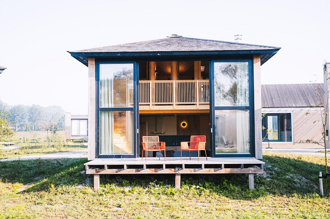 vakantiehuis met hot tub in amsterdam tip
