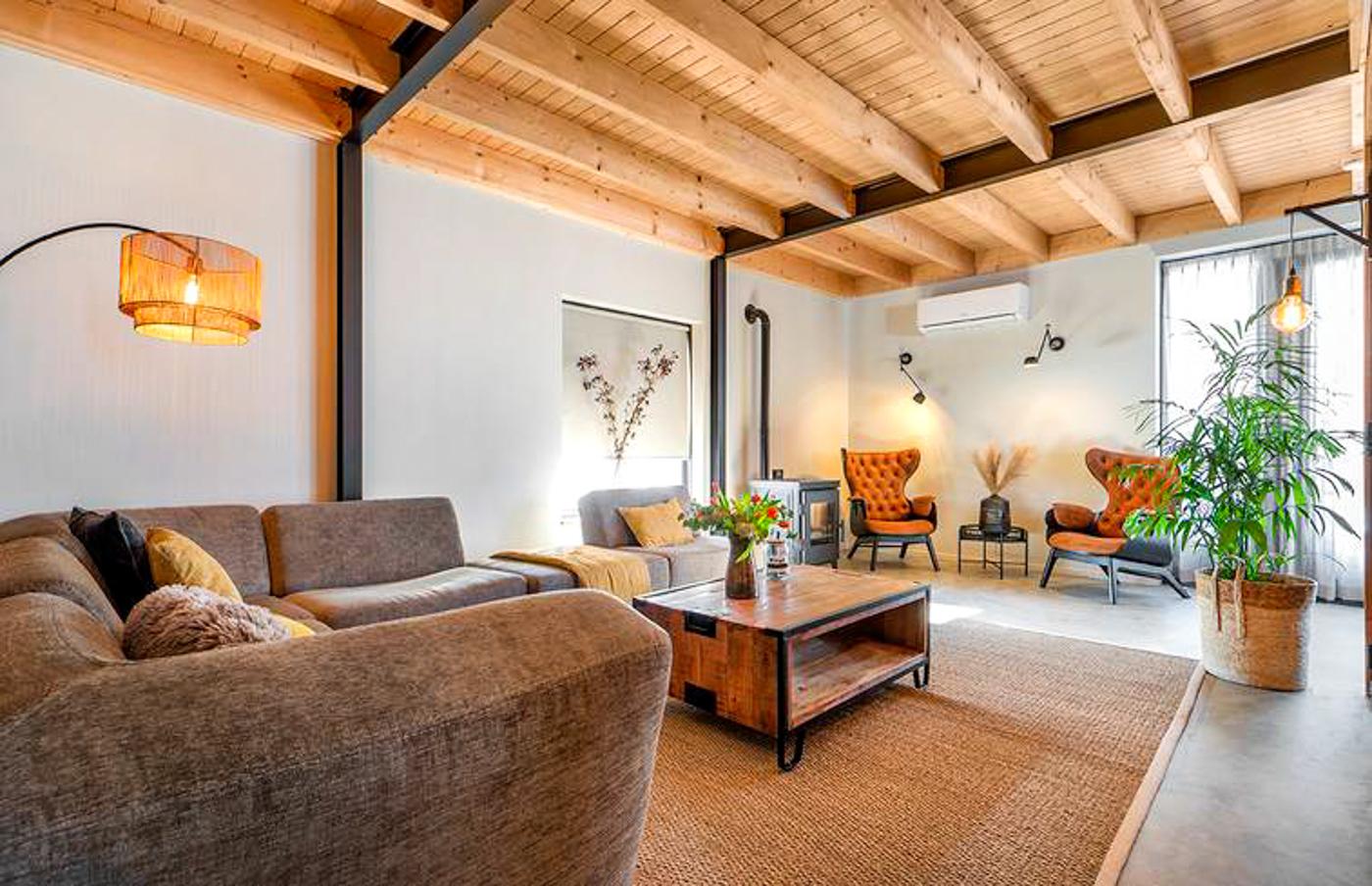vakantiehuis met sauna gelderland