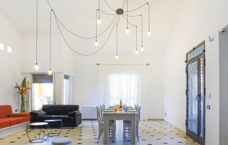 vakantiehuis modern sicilie