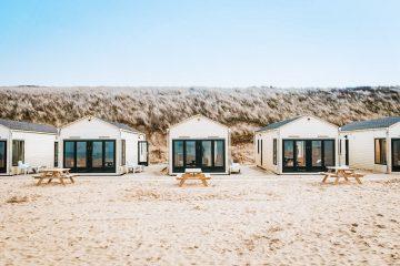 vakantiehuisje aan zee nederland