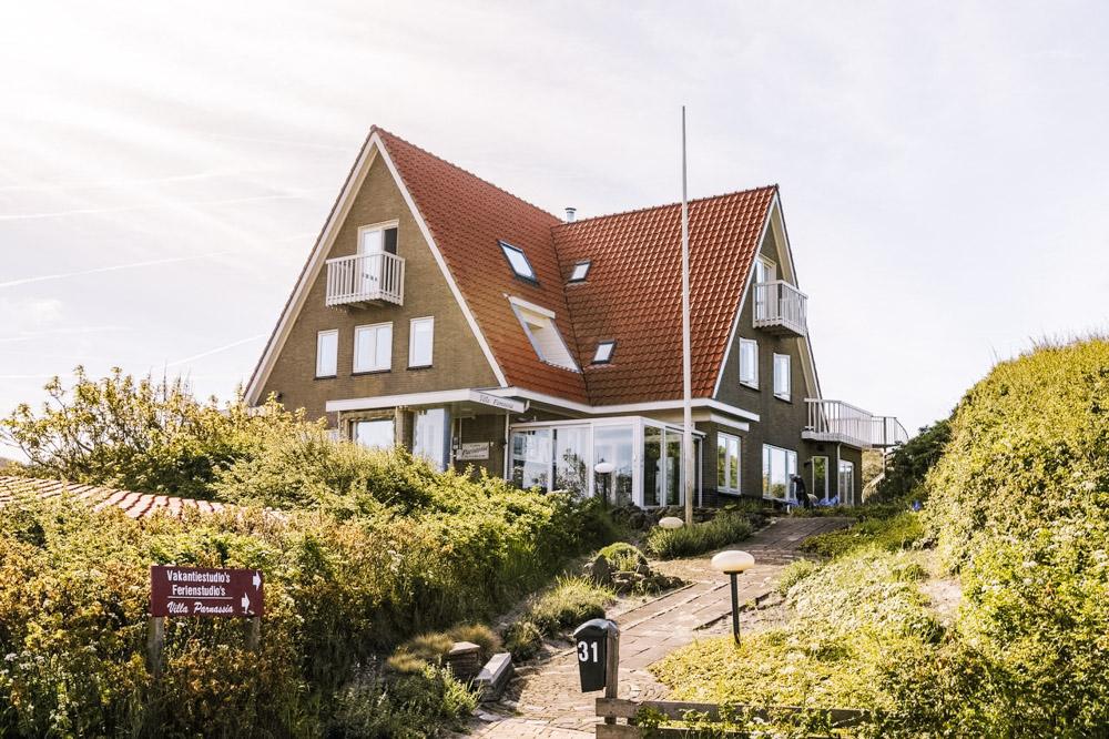 vakantiehuisje aan zee nederland Bergen aan Zee