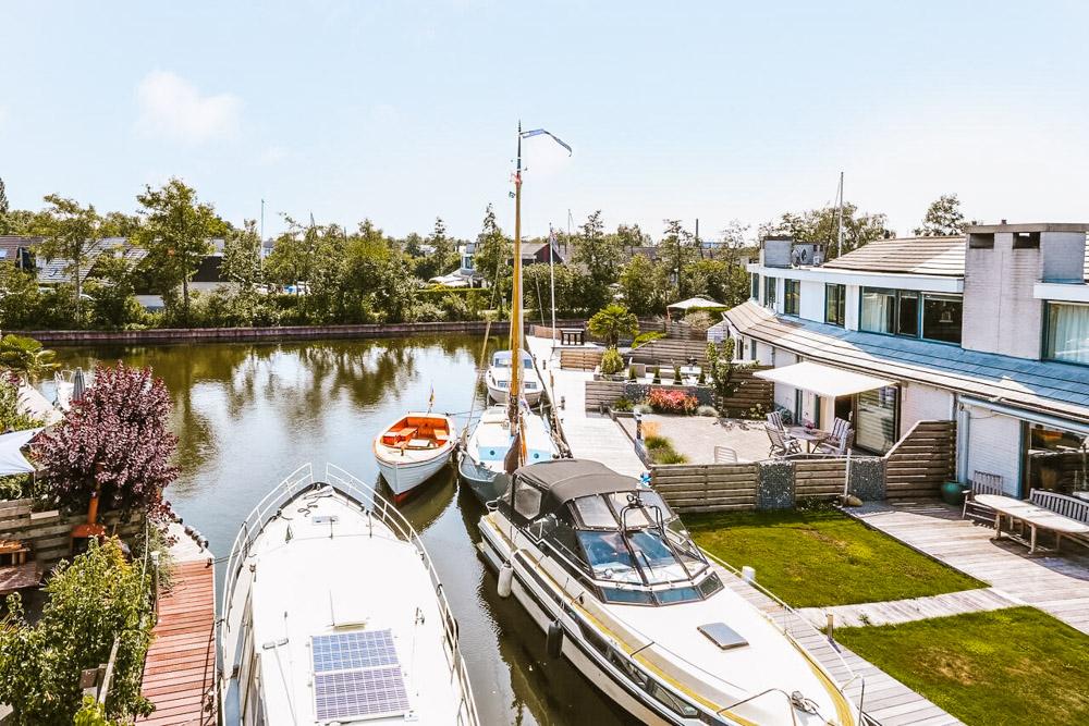 vakantiehuisje aan zee nederland Lemmer