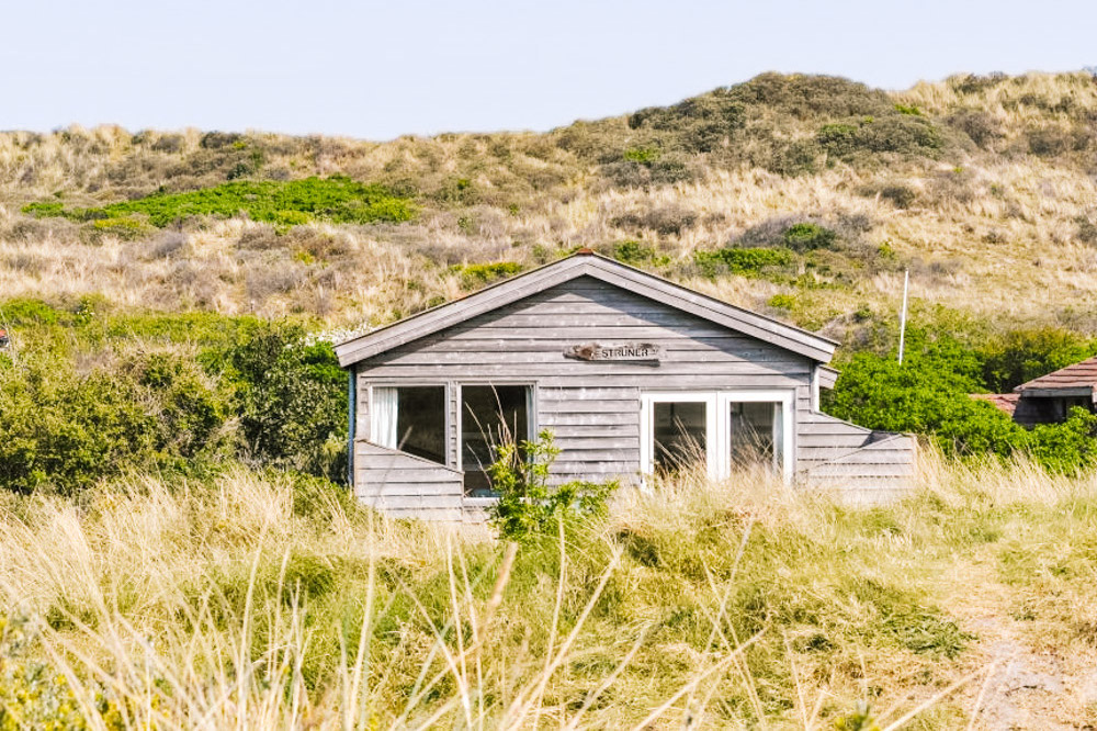 vakantiehuisje aan zee nederland Vlieland