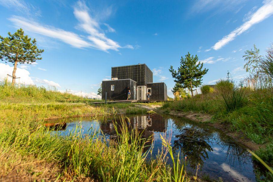 vakantiehuisje met jacuzzi nederland sauna
