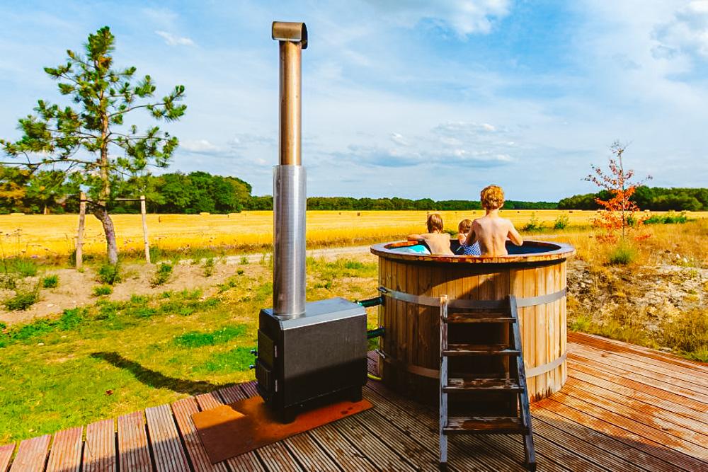 vakantiehuisje met jacuzzi nederland