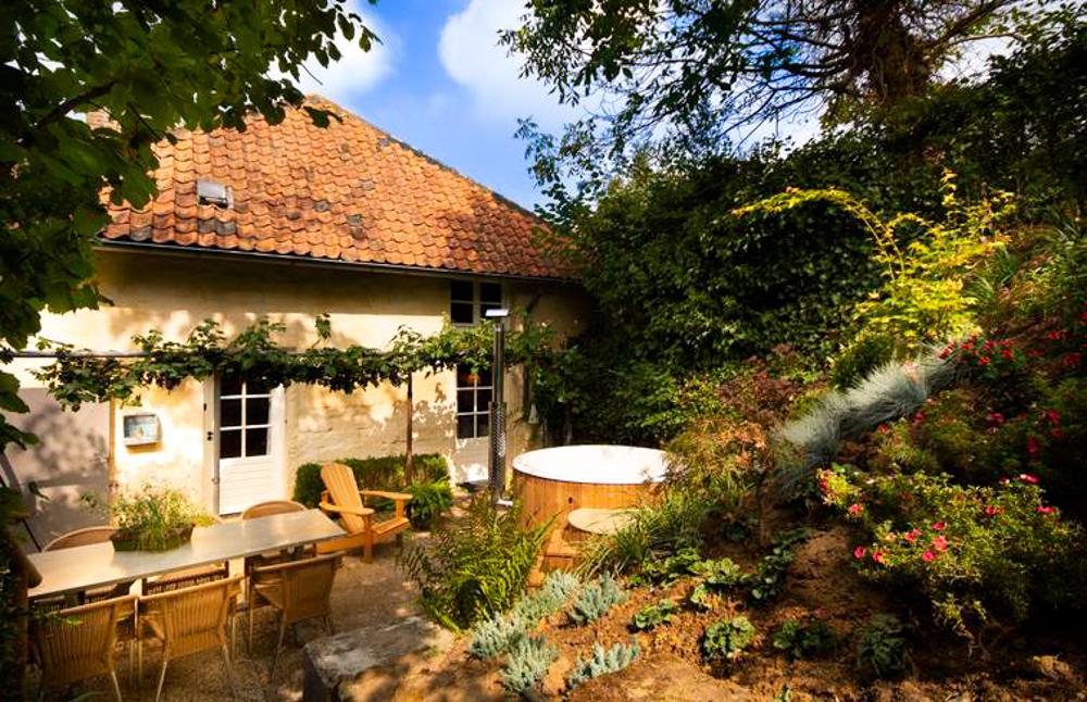 vakantiehuisje met sauna limburg