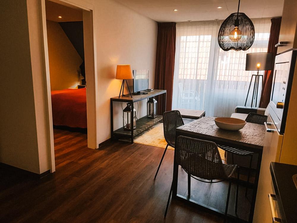 vakantiehuisje vlieland Badhotel
