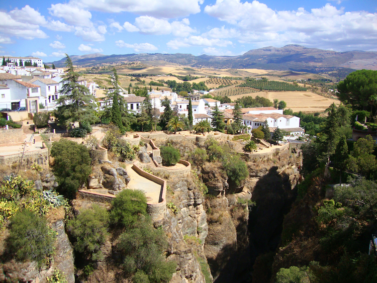 vallei citytrip ronda andalusie