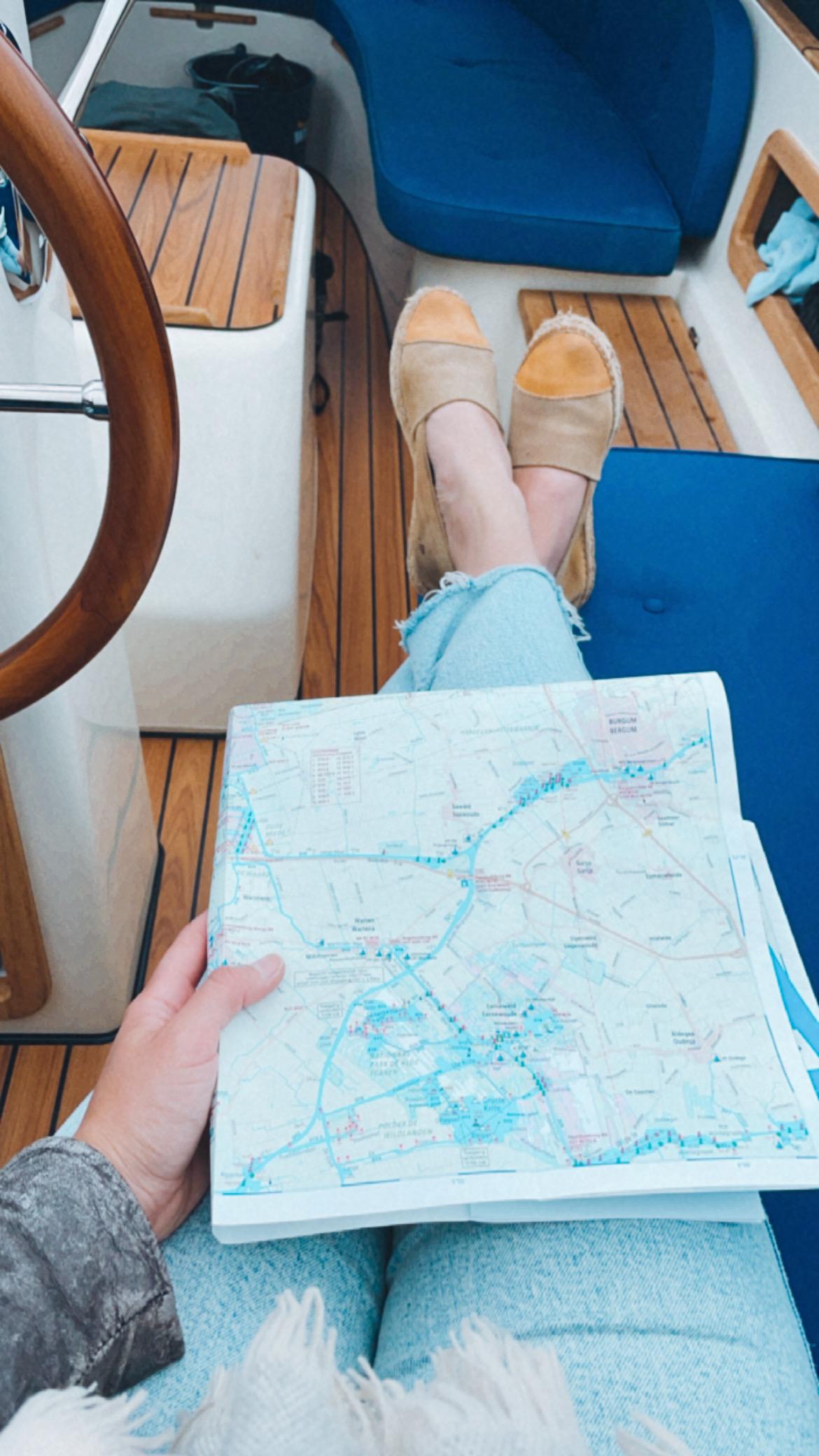 varen in friesland zonder vaarbewijs