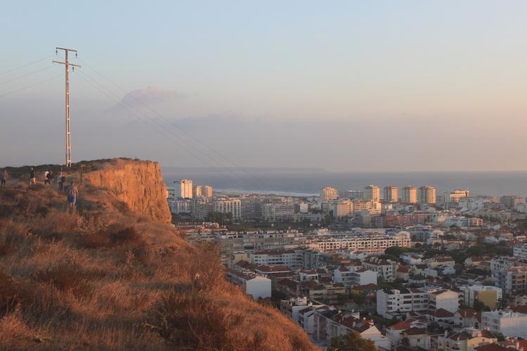 viewpoint Caparica portugal