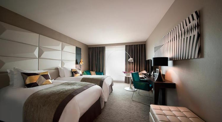 vijf sterren hotel Warschau