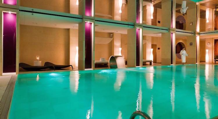 vijf sterren hotel Warschauw