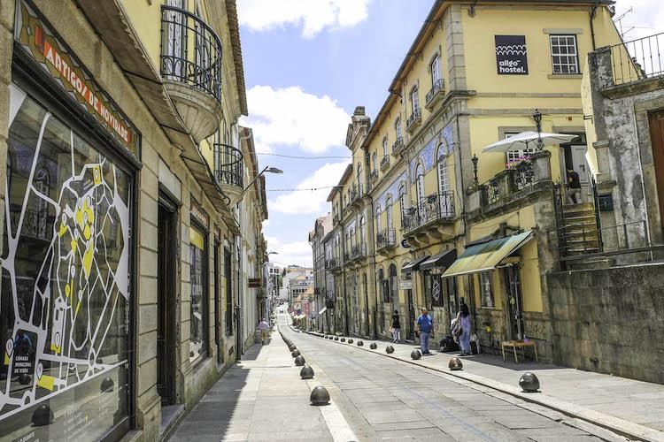 centro de portugal viseu