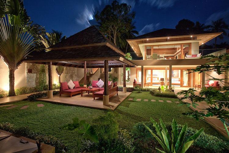 waar temptation island in thailand Villa Ayundra