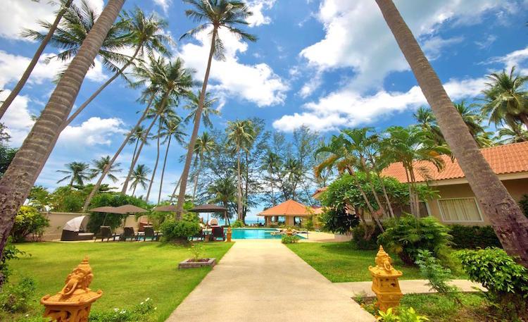 waar temptation island in thailand the siam residence
