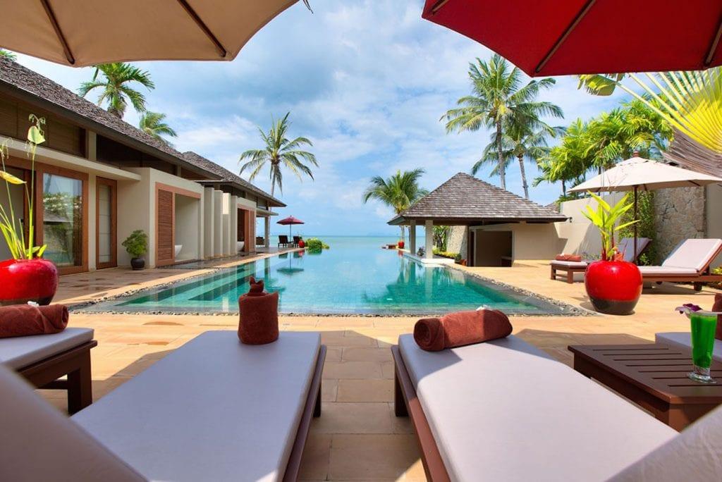 waar temptation island op thailand