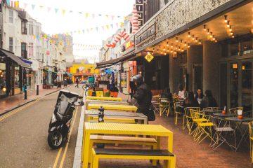 wat te doen in Brighton hotspots