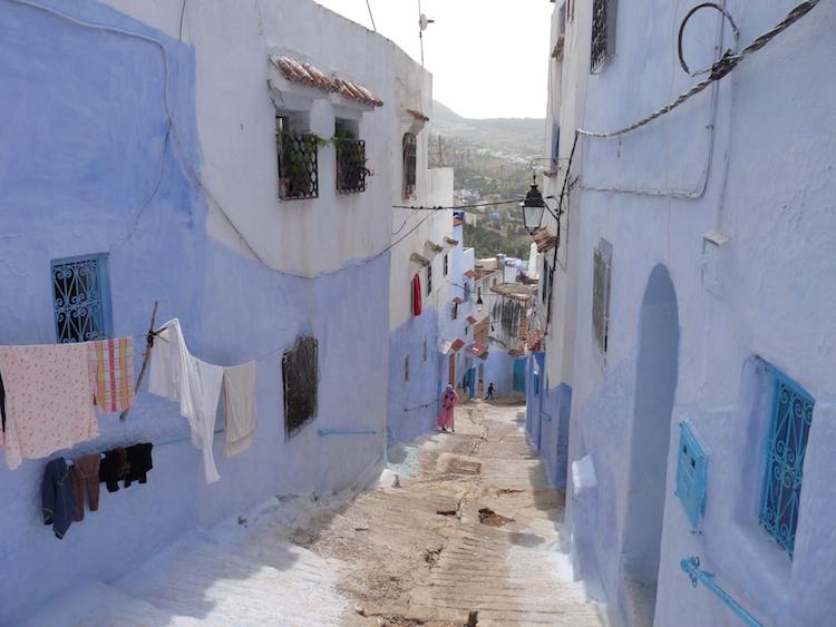wat te doen in Chefchaouen Marokko