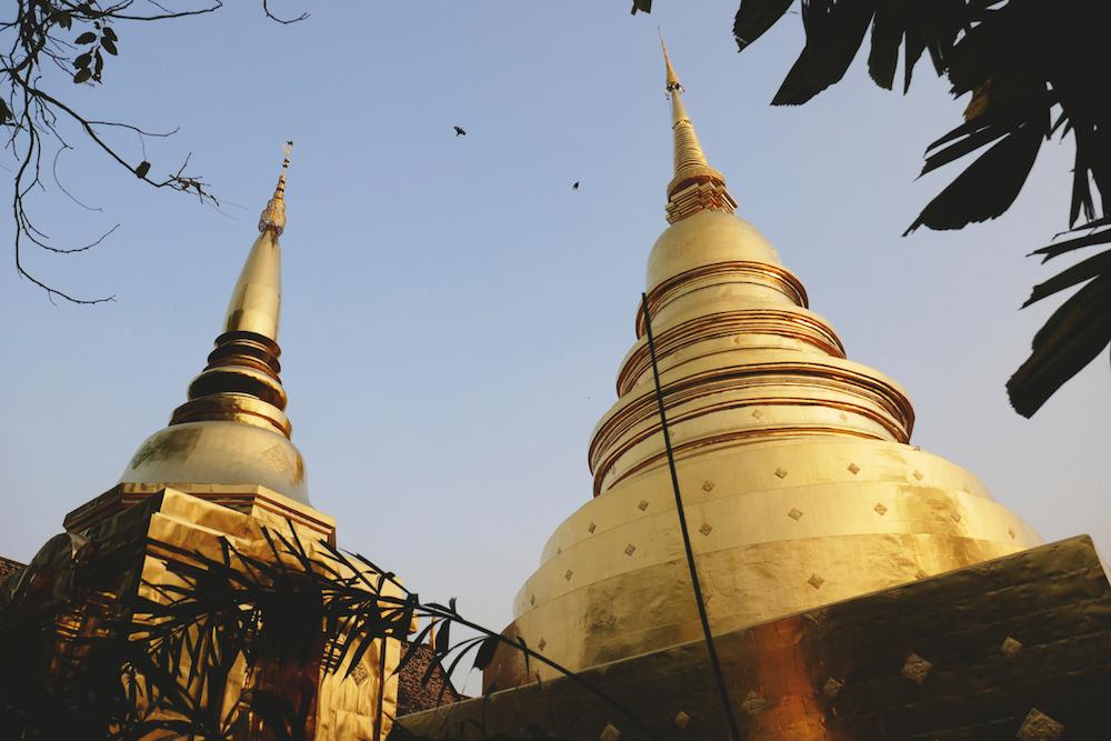 wat te doen in Chiang Mai tempels